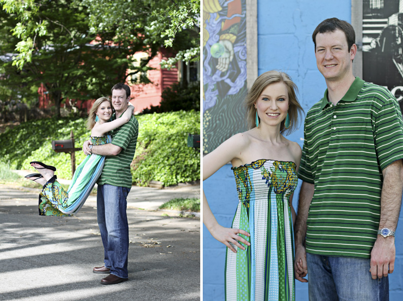 Here's a fun shoot in downtown decatur atl