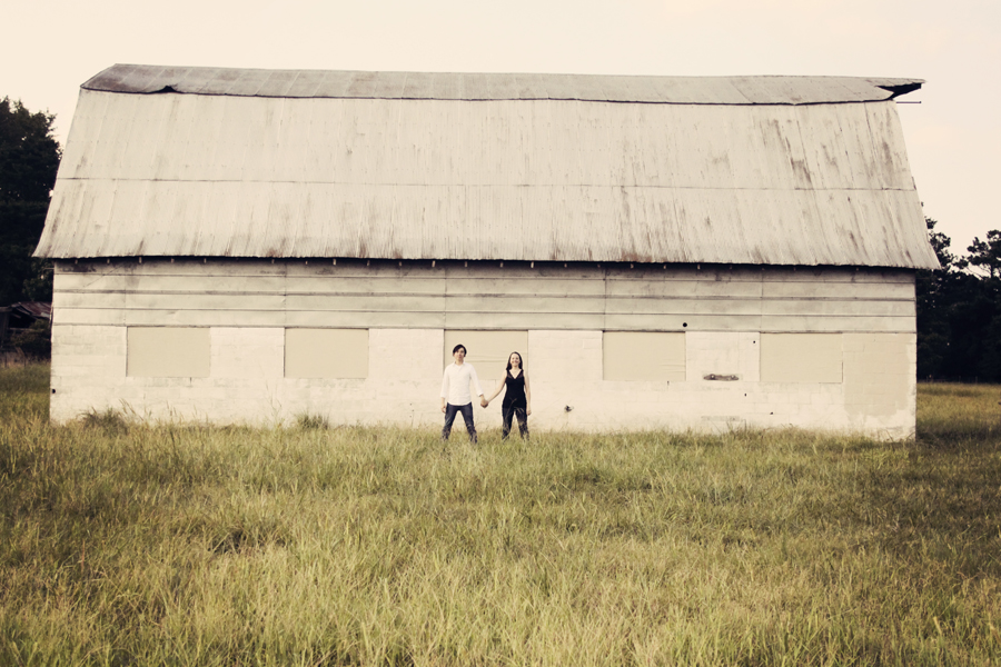 Ideas for Engagement Shoot locations