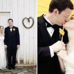 melissa & brian … the wedding