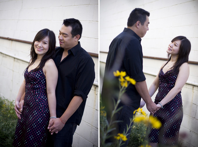 cleveland wedding photographer who shoots engagement session