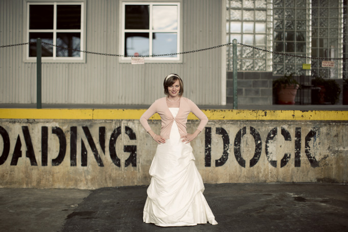 monica b is a cleveland wedding photographer who captures candid moments